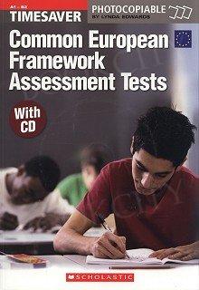 Common European Framework Assessment Tests(+ audio CD)