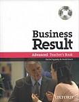 Business Result Advanced książka nauczyciela