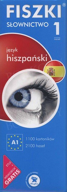 Fiszki Hiszpańskie. Słownictwo