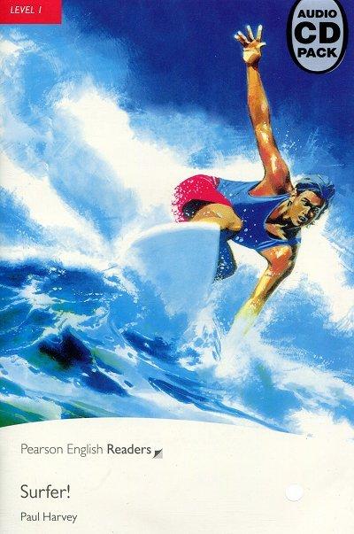 Surfer Book plus Audio CD