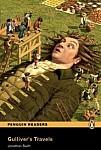 Gulliver's Travels Book plus Audio CD