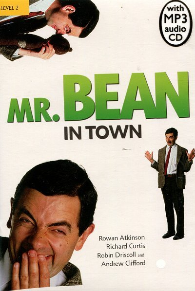 Mr Bean in Town Book plus mp3