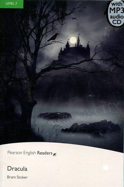 Dracula Book and mp3 CD