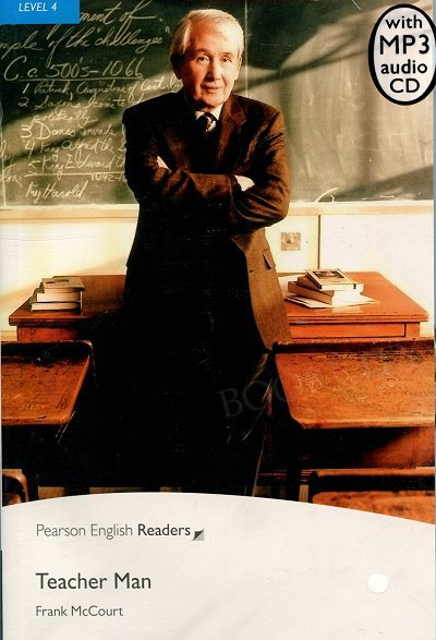 Teacher Man Book plus mp3
