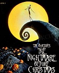 The Nightmare Before Christmas Book plus Multi-ROM with MP3