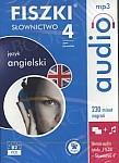 Fiszki Angielskie Audio. Słownictwo