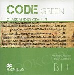 Code Green Class Audio CD (2)
