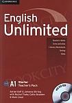 English Unlimited A1 Starter książka nauczyciela