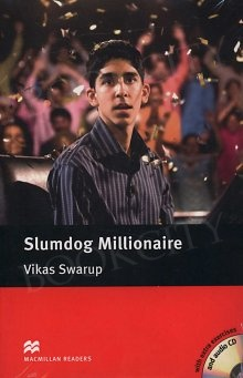 Slumdog Millionaire Book + Audio CD