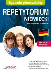Niemiecki. Egzamin gimnazjalny - Repetytorium Książka