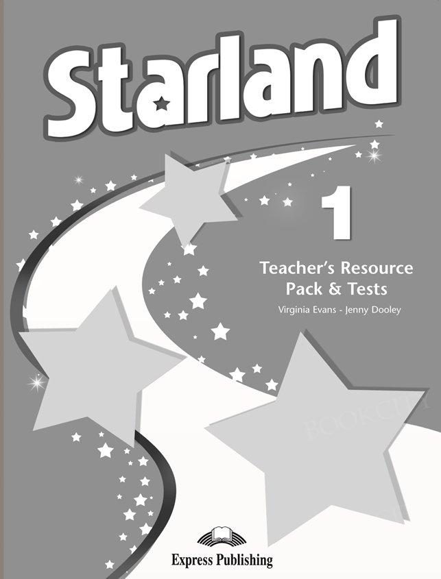 Starland 1 Teacher's Resource Pack (TB + CD)