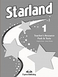 Starland 1 (niewieloletni) Teacher's Resource Pack (TB + CD)