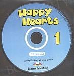 Happy Hearts 1 Class Audio CD
