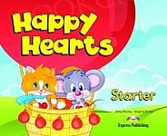 Happy Hearts Starter Pupil's Pack (Pupil's Book + Multi-ROM)