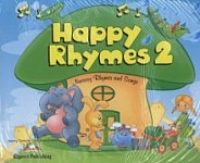 Happy Rhymes 2 Pupil's Pack (Pupil's Book + Audio CD + DVD)