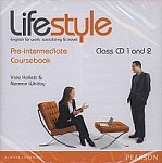 Lifestyle Pre-intermediate Class Audio CD