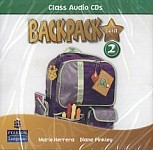 Backpack Gold 2 Class Audio CD