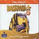 Backpack Gold 6 Class Audio CD