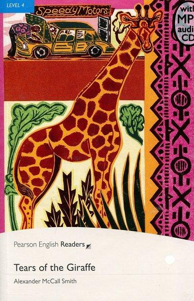 Tears of the Giraffe Book plus mp3