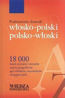 Podstawowy słownik włosko-polski, polsko-włoski