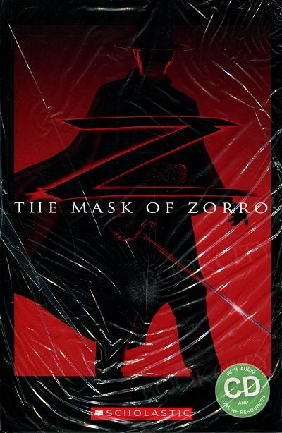 The Mask of Zorro Book and CD