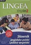 Lingea EasyLex 2 Słownik angielsko polski polsko angielski (Płyta CD)