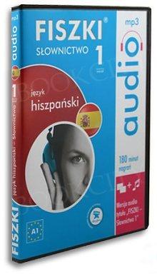 Fiszki Hiszpańskie Audio. Słownictwo