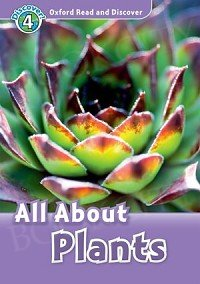 All About Plant Life Book with Audio CD Pack