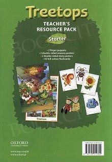 Treetops Starter Teacher's Resource Pack