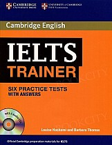 IELTS Trainer Practice Tests with Answers and Audio CDs (3)