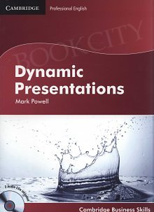 Dynamic Presentations Student's Book with Audio CD