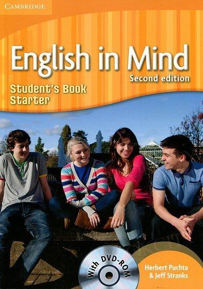 English in Mind (2nd Edition) Starter podręcznik