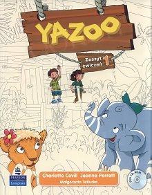 Yazoo 1 Zeszyt ćwiczeń z poradnikiem dla rodziców plus CD-ROM