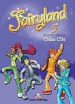 Fairyland 5 Class Audio CDs  (set of 3)