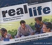 Real Life Intermediate - wydanie uaktualnione Class Audio CD