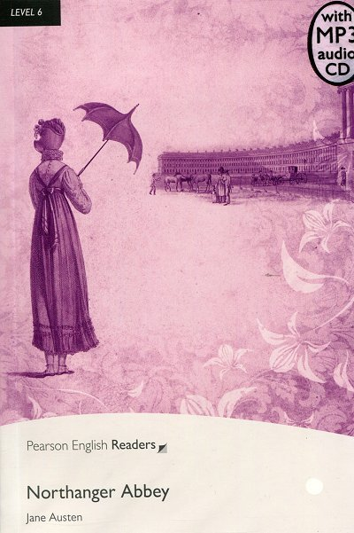 Northanger Abbey Book plus mp3
