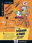Persecución en Madrid Ksiażka + CD