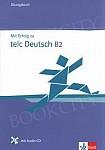 Mit Erfolg zu telc Deutsch B2 Übungsbuch + CD