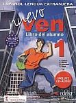 Nuevo Ven 1 podrecznik + cd