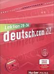 deutsch.com 2/2 (edycja polska) Arbeitsbuch mit 1 CD