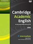 Cambridge Academic English Intermediate DVD