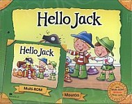 Hello Jack 1 Pupil's Book Pack
