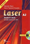 Laser A2 (New Edition) Student's Book with CD-ROM + ebook
