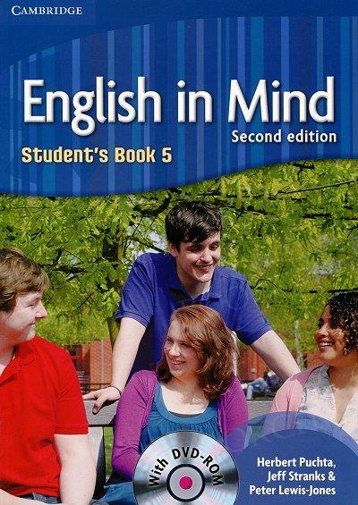 English in Mind (2nd Edition) Level 5 podręcznik