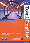 New Total English Upper-Intermediate Student's Book with ActiveBook CD-ROM & MyLab Access (z kodem)