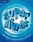 Super Minds 1 książka nauczyciela