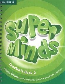 Super Minds 2 Teacher's Book