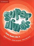 Super Minds 4 Class Audio CDs (3)