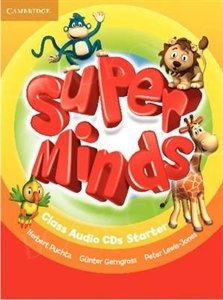 Super Minds Starter Teacher's Resorce Book