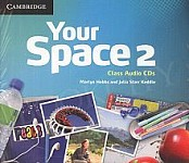 Your Space 2 Audio CDs (3)